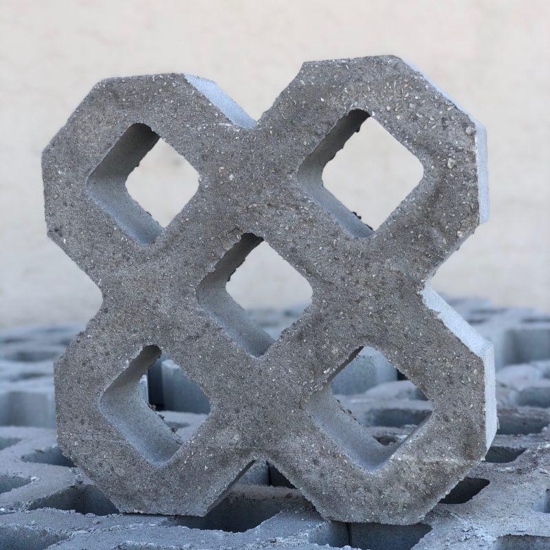Turf Block Concrete Paver Big Earth Supply